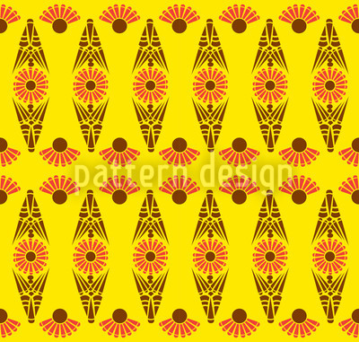 Sun Worshiper Vector Design