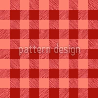 Schottische Schönheit Vektor Muster