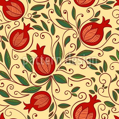 Italienischer Granatapfel Rapport