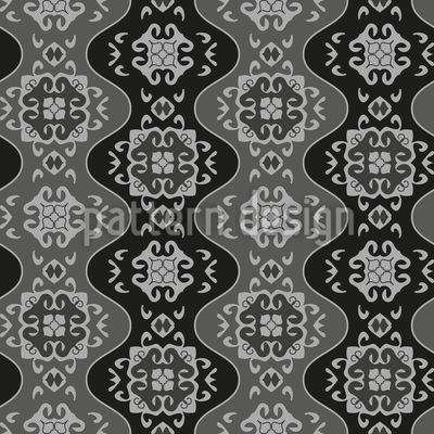 To Round Embellishments Design Pattern