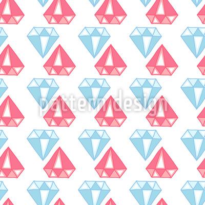 Diamanten sind die besten Freunde der Frau Vektor Design