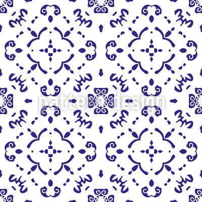 Zu Rauten Gruppiert Muster Design