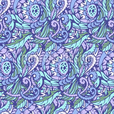 Ozean-Boden Muster Design