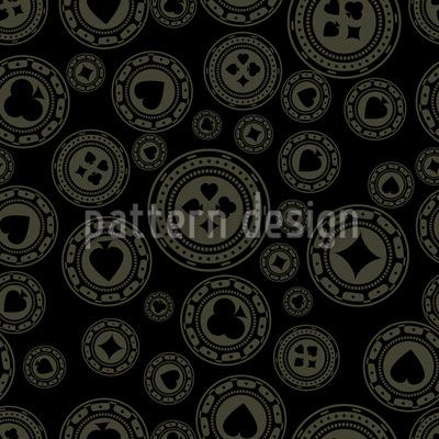 Jeton Vektor Muster