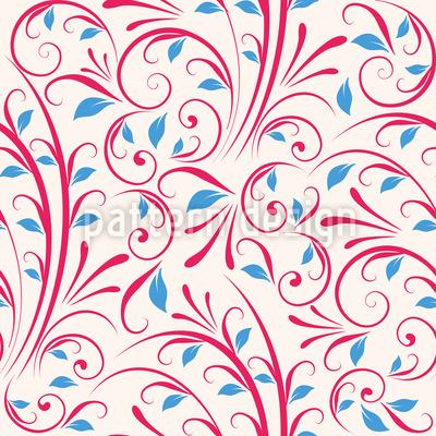 Opulente Ranken Muster Design