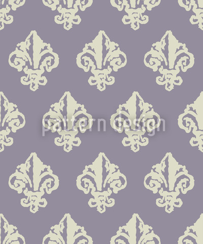 Duchess De Winter Seamless Vector Pattern Design