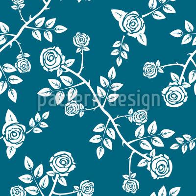 Rosenbusch Vintage Muster Design