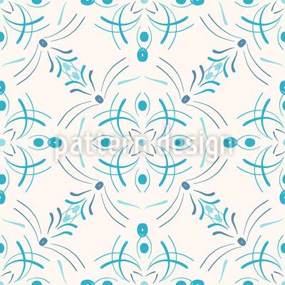 Nette Blume Designmuster