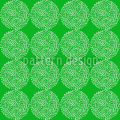 Punkte Bilden Vektor Ornament