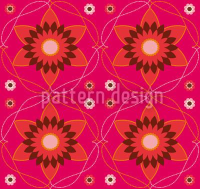 Byzantina Seamless Vector Pattern Design