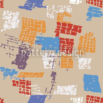 Malermeister Nahtloses Muster