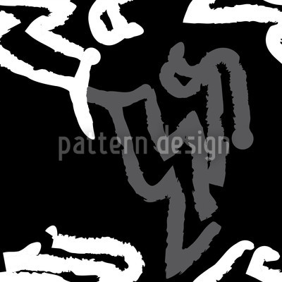 Art Origine Seamless Vector Pattern