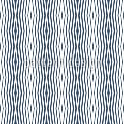 Zig-zag Waves Pattern Design