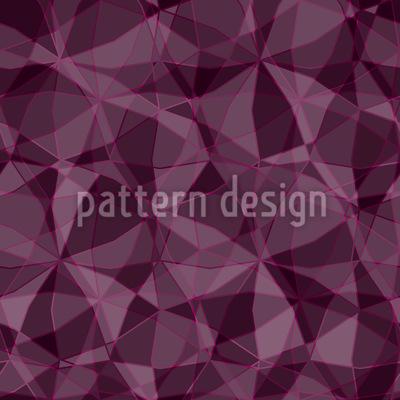 Zerknülltes Farbiges Papier Vektor Muster