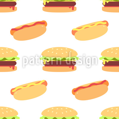 Burgers Und Hot Dogs Rapport