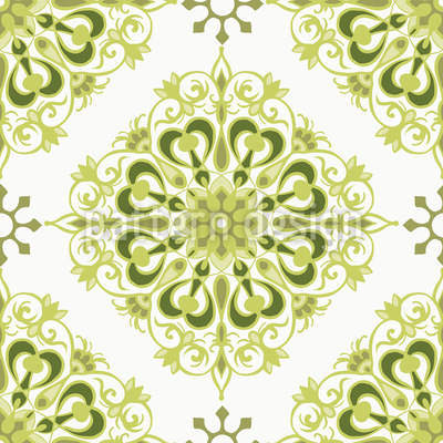 Kaleidoskopische Schmetterlinge Vektor Muster