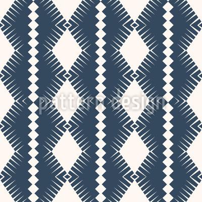 Raute-Variationen Vektor Muster