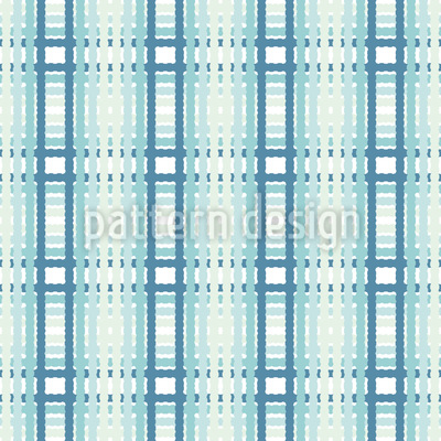 Rough Plaid Repeating Pattern