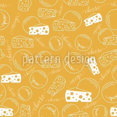 Ich Mag Käse Vektor Design