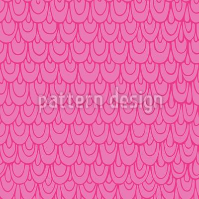 Meerjungfrau Schuppen Muster Design