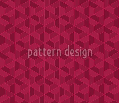 Sechseck 10 Rapportiertes Design