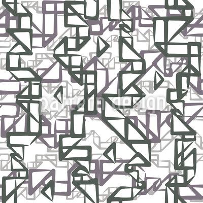 Origami Tetris Designmuster