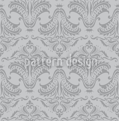 Opulence Grey Seamless Pattern