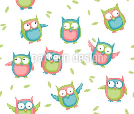 Owls Learning To Fly Repeat