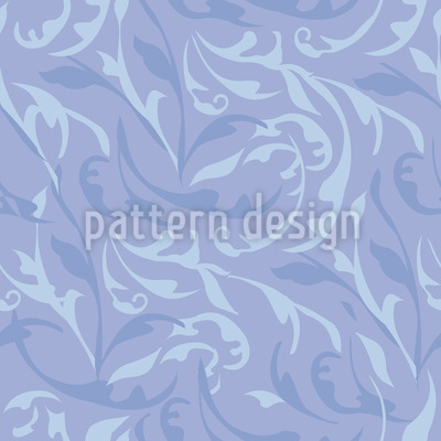 Stylised Tendrillars Pattern Design
