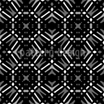 Schwarze-Stecken Vektor Ornament