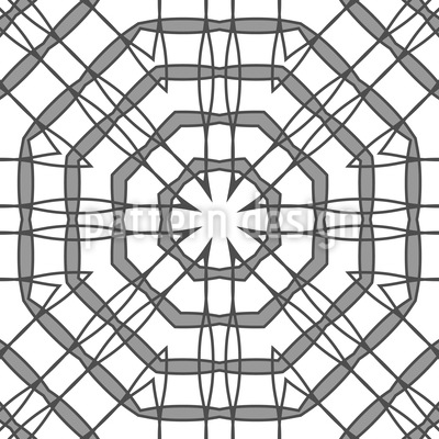 Grafischer Brunnen Vektor Design