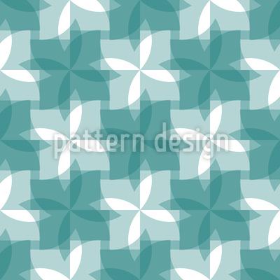 Karos mit Bewegung Muster Design