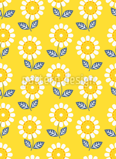 Delight In Sunflowers Repeat