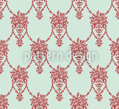 Amphora Mio Seamless Vector Pattern Design