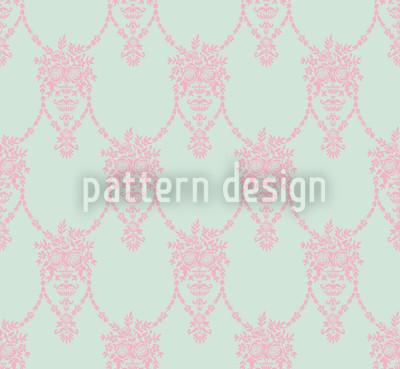Amphore Mio Rosa Muster Design