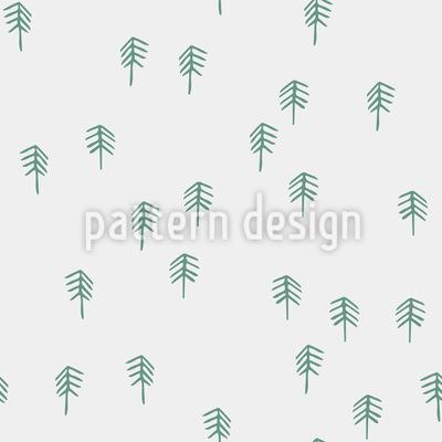 Empfindliches Waldland Vektor Design
