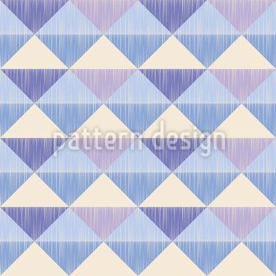 Dreiecks-Illusion Nahtloses Muster