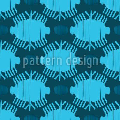 Gewobene Augen Muster Design