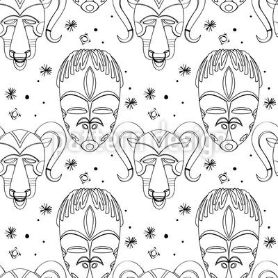 Inka Götter Designmuster