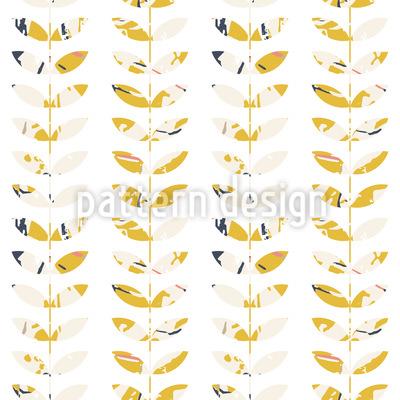 Stilisierte Zweige Rapport