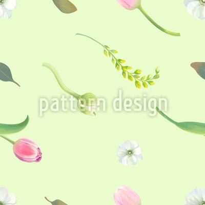 Frühlings Traum  Muster Design