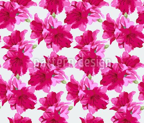 Blumen des Sommers Nahtloses Muster