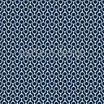 Du stichst mir ins Auge Muster Design