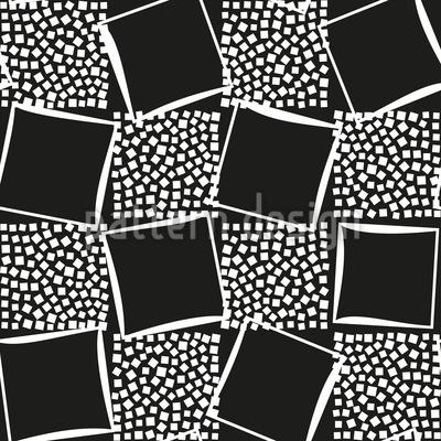 Zwischen Rahmen Nahtloses Muster