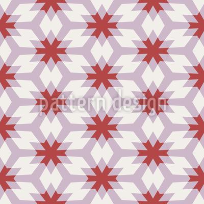 Sterne Raster Muster Design