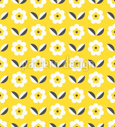 Sieben Blütenblätter Vektor Design