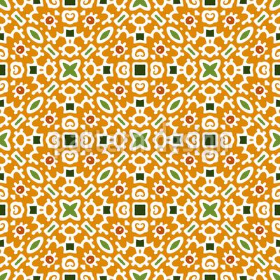 Quer In den Quadraten Musterdesign