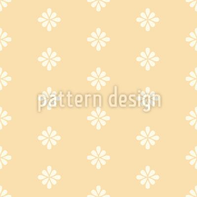 Tropfen -Ornamente Muster Design