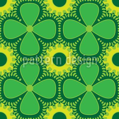 Well Arranged Luck Pattern Design