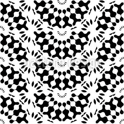 Gewellte Optik Muster Design